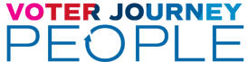 The Voter Journey People Logo
