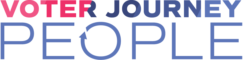 Voter Journey People Logo